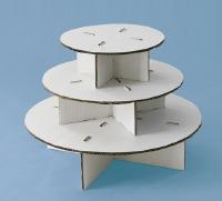 Petite Round Cupcake Stand