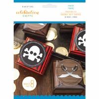 Pirate Favor Box  Kit (8)
