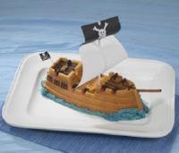 Pirate Ship Cake Pan 10-Cup