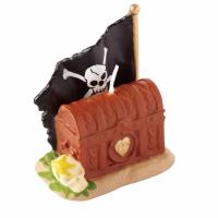 Pirates Caribbean Candle