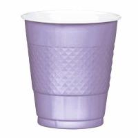 Plastic 12 OZ Cup 20 CT Lavender
