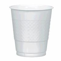 Plastic 12 OZ Cup 20 CT Silver