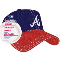 Plastic Pan - Atlanta Braves