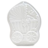 Plastic Pan Baby Buggy