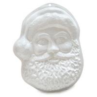 Plastic Pan - Santa Face