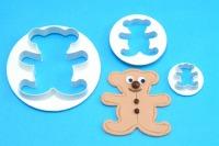 PME Cutter Teddy Bear Set 3
