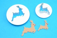 PME Cutters Reindeer Set 2