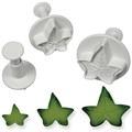 PME Ivy Leaf Plunger Set