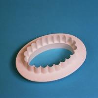 PME Oval Cutter Medium 50MM