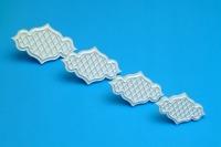 PME Plaque Insert Trelis Quilt