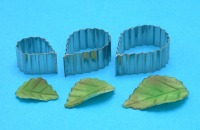 PME Rose Leaf Cutter Set