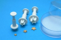PME Star Plunger Set of 3