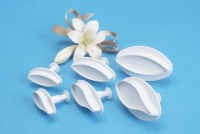 PME Veined Lily Cutter LG-Set3