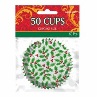 Holiday Petite Four Cups 150CT