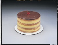"Poly Cake Collar 4""X30"" 25 CT"