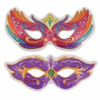 Pop Top Mask for Mardi Gras