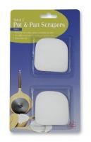 Pot and Pan Scrapers (2)