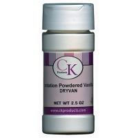 Powdered Vanilla 2-1/2 OZ