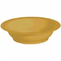 Prem Soup Bowl 30 CT Gold