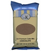 Premium Chocolate Cake Mix 18 Ounce