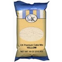 Premium Cake Mix 18 OZ Yellow