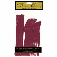 Premium Cutlery 24 CT Berry