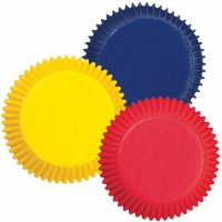 Primary Colors Standard Baking Cups 75 CT