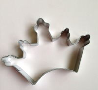 Princess Crown Cookie Cutter