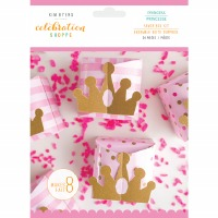 Princess Favor Box  Kit (8)