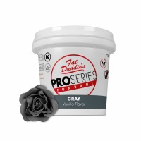 Fat Daddio's PRO Fondant Grey 8 Pounds