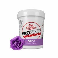 Fat Daddio's PRO Fondant Purple 2 Pounds