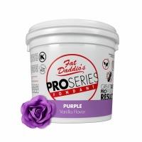 Fat Daddio's PRO Fondant Purple 5 Pounds