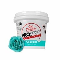 Fat Daddio's PRO Fondant Turquoise 8 Ounces