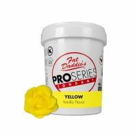 Fat Daddio's PRO Fondant Yellow 2 Pounds