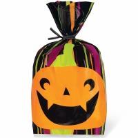Pumpkin Party Bag  20 CT
