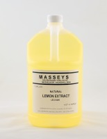 Pure Lemon Extract 1 Gallon