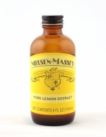 Pure Lemon Extract 4 OZ