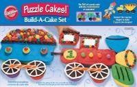 Puzzle Cake Train