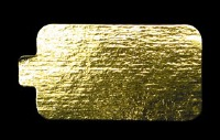 Rectangular Gold Board 200 CT