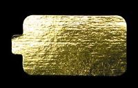 Rectangular Gold Board 200 CT