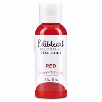 Red Cake Paint 1.7oz 50ml