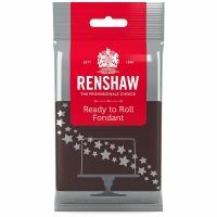 Renshaw Fondant Brown 8.8OZ