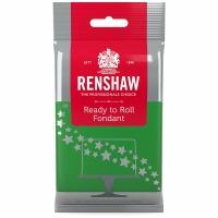 Renshaw Fondant Green 8.8OZ