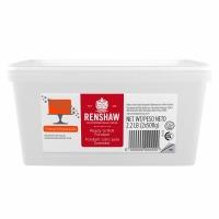 Renshaw Fondant Orange 2.2LB