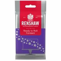 Renshaw Fondant Purple 8.8OZ