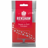 Renshaw Fondant Red 8.8OZ