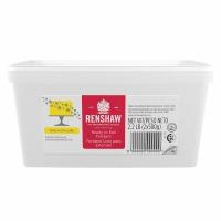 Renshaw Fondant Yellow 2.2LB