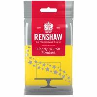 Renshaw Fondant Yellow 8.8OZ