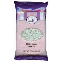 Rock Sugar White 16 OZ