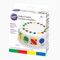 Wilton Rolled Fondant Primary